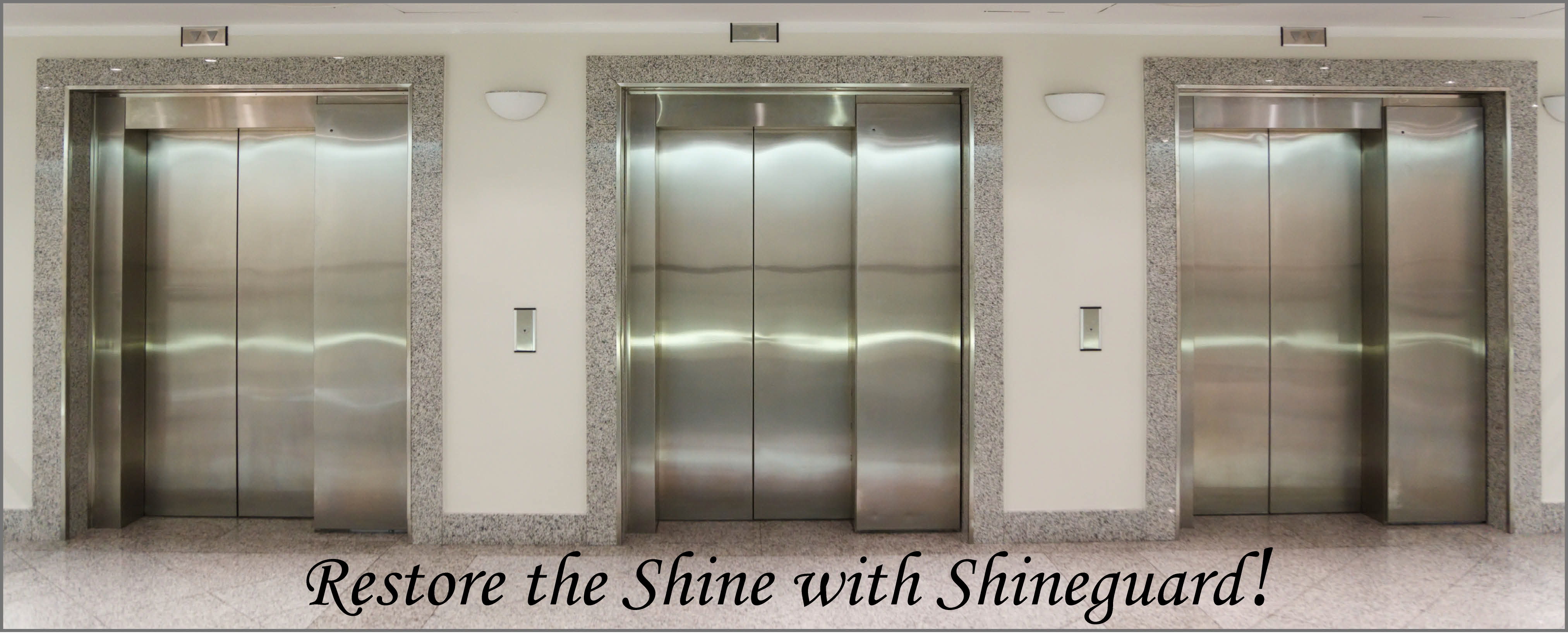 Elevator Restoration And Repair Shineguard